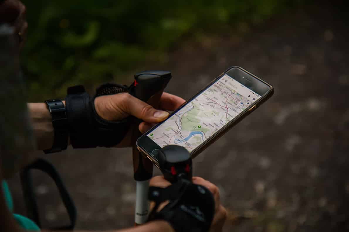 GPS på mobil, GPS på nettbrett, GPS uten dekning