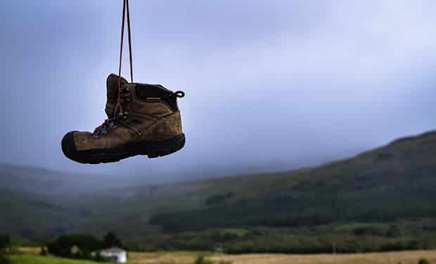 Hvordan man vedlikeholder turskoene, Ta vare på turskoene,Vedlikeholde Gore Tex sko