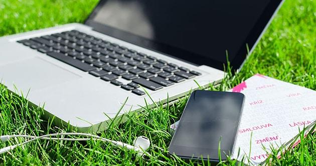 Internett øker sikkerheten på tur, skånsomt friluftsliv